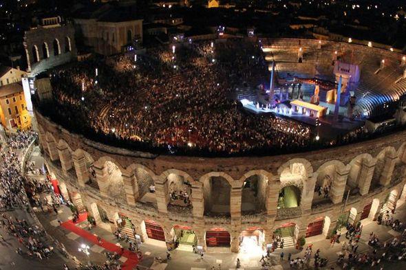 Arena di Verona opera