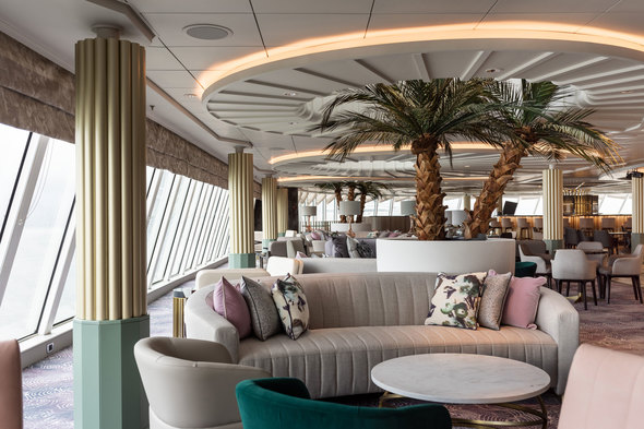 Crystal Serenity - Palm Court