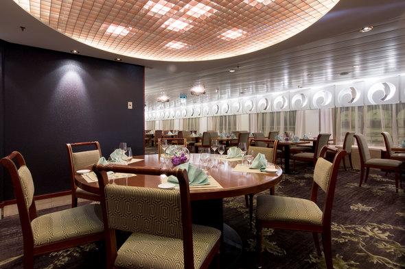 Crystal Serenity - Umi Uma restaurant