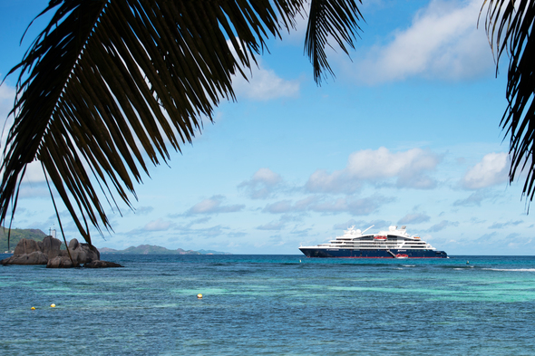 Ponant Explorers - Le Laperouse in the Seychelles