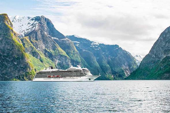 Viking Ocean Cruises - Viking Star in Norway