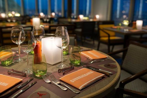 Crystal Serenity - Churrascaria restaurant