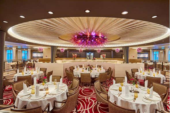 MS Europa 2 - Weltmeere restaurant