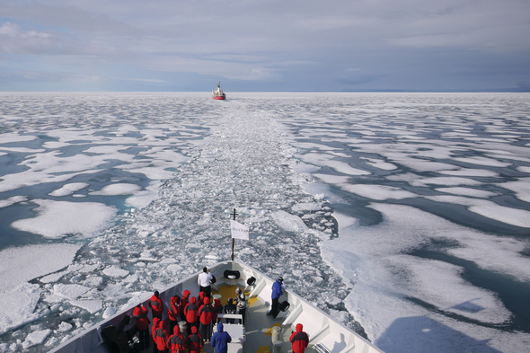 Silversea Expeditions - Northwest Passage cruise
