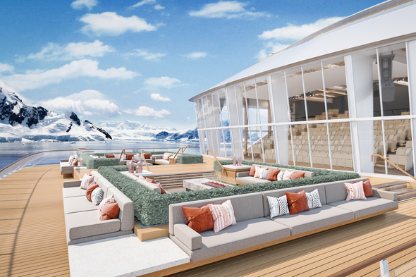Viking Expedition Cruises - Finse Terrace
