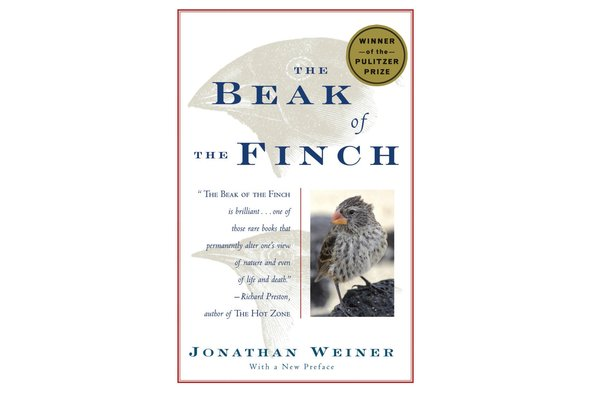 Jonathan Weiner - 'The Beak of the Finch'