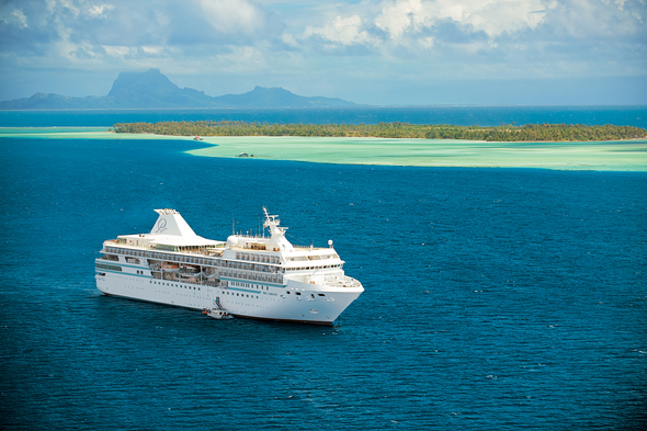 Paul Gauguin Cruises in the South Pacific