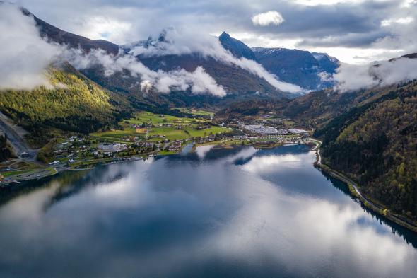 Loen, Norwegian Fjords