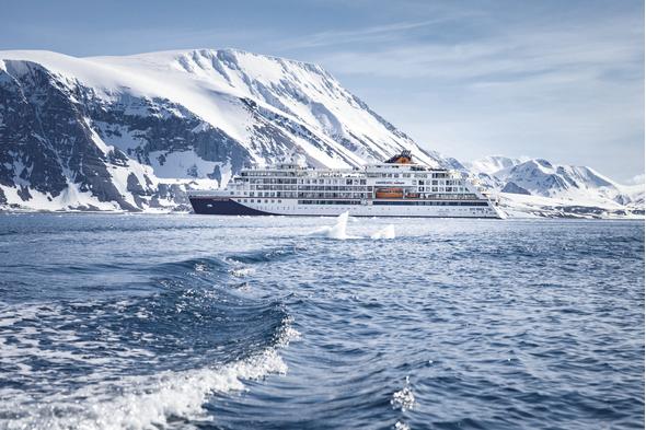 Hapag-Lloyd - Hanseatic Nature in the Arctic
