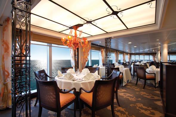 Oceania Marina & Riviera - Terrace Cafe