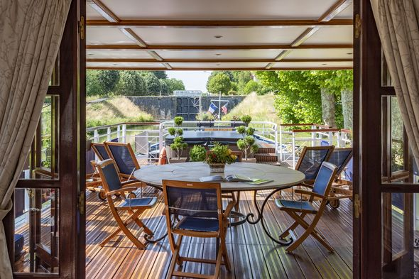 European Waterways - Renaissance - Sundeck