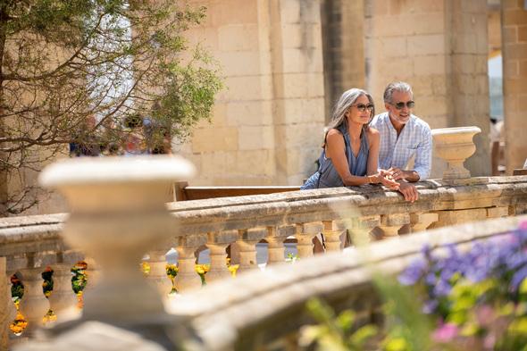 Regent Seven Seas Cruises guests in Valletta