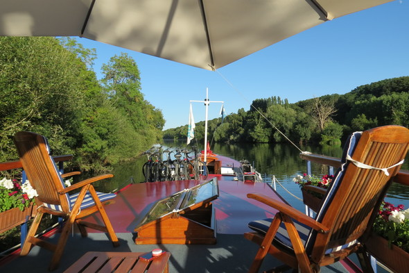 European Waterways - Nymphea sundeck