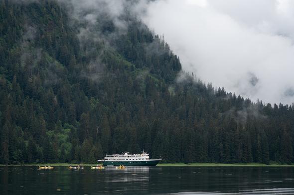 UnCruise Adventures - Wilderness Explorer in Misty Fjords, Alaska