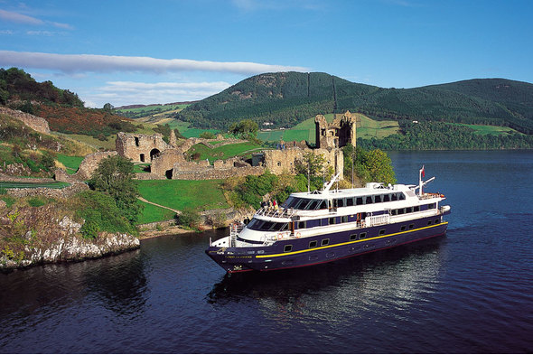 Hebridean Island Cruises - Lord of the Glens