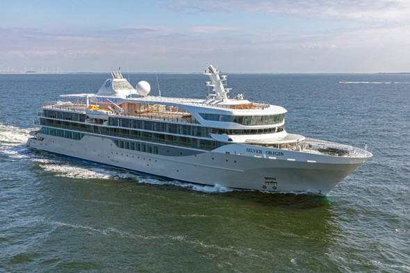 Silversea Expeditions - Silver Origin