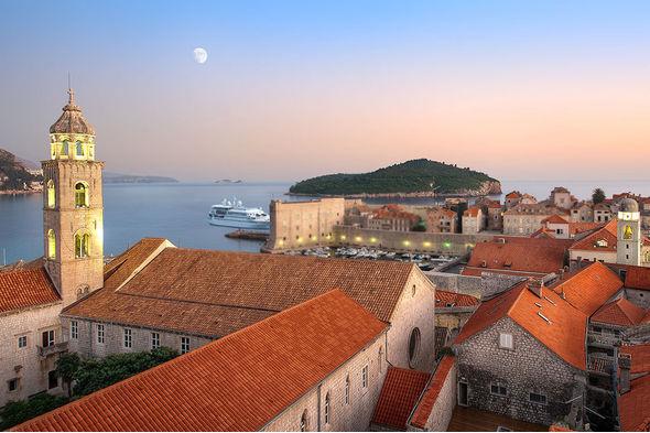 Crystal Esprit in Dubrovnik