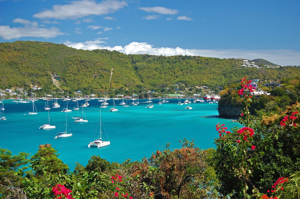 Admiralty Bay, Bequia, St Vincent & The Grenadines