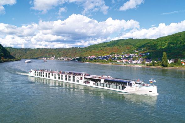 Crystal River Cruises - Crystal Bach