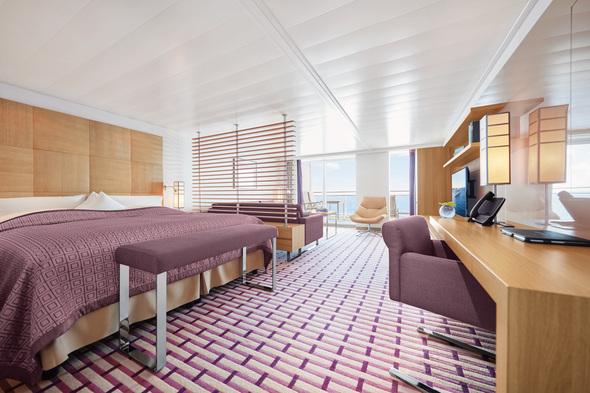 Hapag-Lloyd Cruises - MS Europa 2 - Grand Ocean Suite