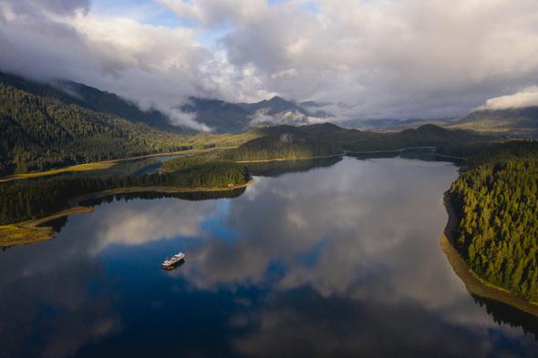 UnCruise Adventures in Alaska