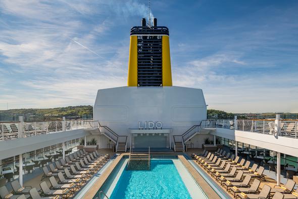 Saga Cruises - Spirit of Discovery - Lido