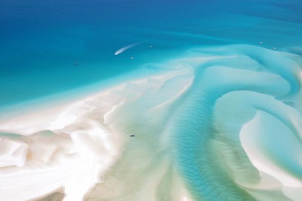 Whitehaven Bay, Whitsunday Islands, Australia