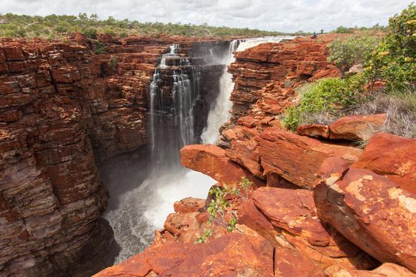 King George Falls, Australia