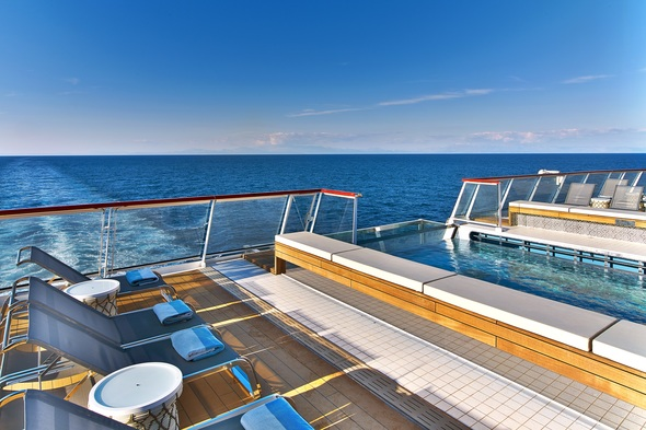 Viking Ocean Cruises - Infinity pool