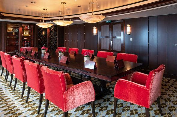 Crystal Cruises - The Vintage Room