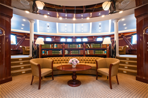 Tradewind Voyages - Golden Horizon - Library