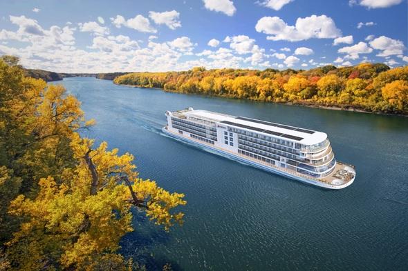 Viking River Cruises - Viking Mississippi