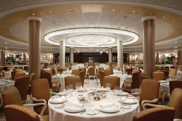 Oceania O Class - Grand Dining Room