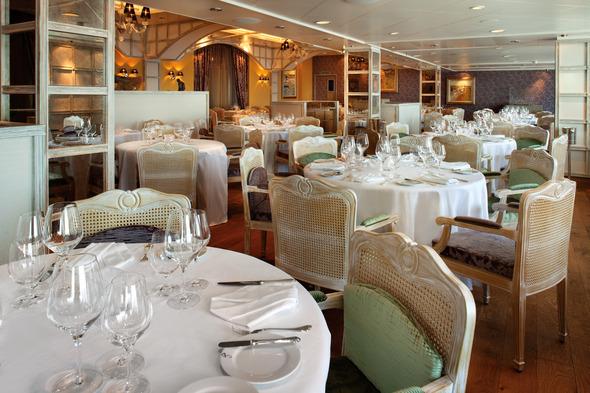 Oceania O Class - Jacques restaurant