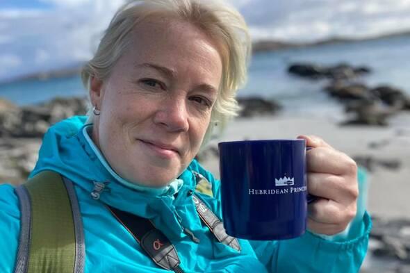 Helen Fensom on her Hebridean Princess cruise