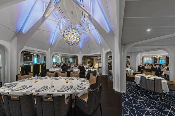 Seabourn Ovation - The Restaurant