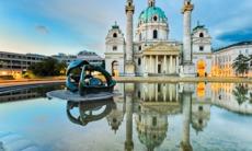 St Charles Church, Vienna