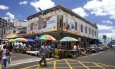Streets of Port Louis, Mauritius