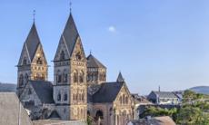 Herz Jesu Church, Koblenz, Germany