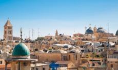 Holy Land cruises - Jerusalem old city