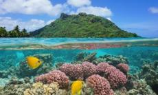 Huahine island, French Polynesia