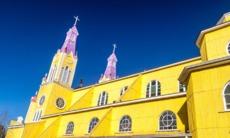 San Francisco church, Castro, Chiloé