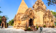 Po Nagar Cham Towers, Nha Trang, Vietnam