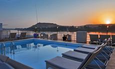 Sanctuary Retreats river cruises - Sun Boat IV pool