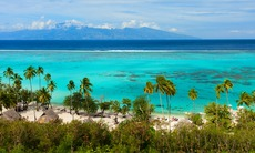 Pacific Island expedition cruises - Moorea, French Polynesia