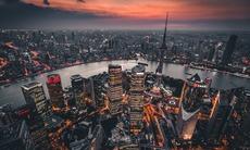 China & Japan cruises - Shanghai by night
