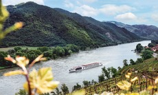 Uniworld River Cruises - SS Maria Theresa in the Wachau Valley