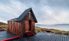 Chapel at Cape Horn, Chile