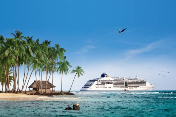 The best luxury cruise lines: Hapag-Lloyd Cruises