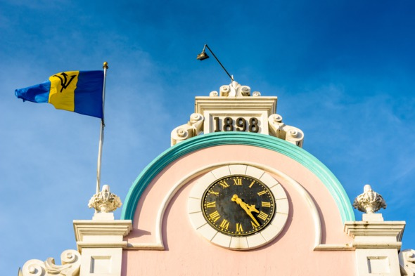 Bridgetown city hall, Barbados